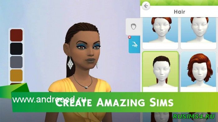 Игра The SIMS Mobile
