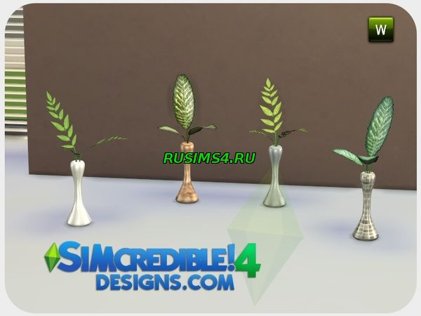 Растение от SIMcredible